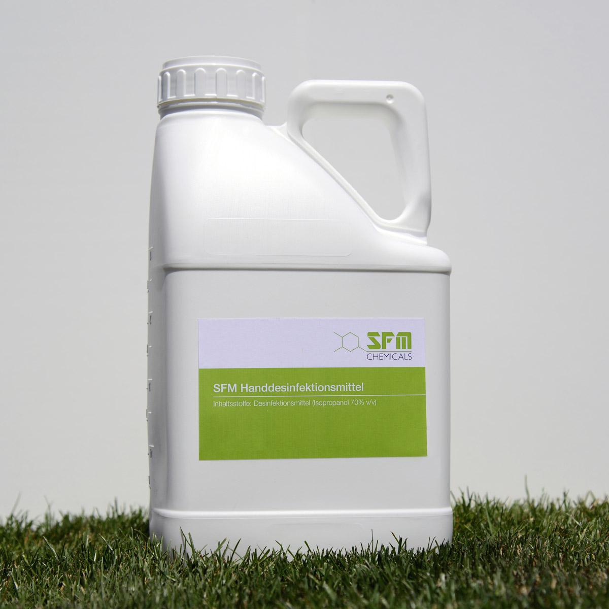 SFM Chemicals Ochsenfurt Desinfektion und Hygiene